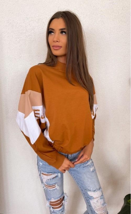 Bluza lata '80 TI 823 Camel